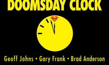 Doomsday Clock, el comic de Geoff Johns que revelará el misterio tras Rebirth