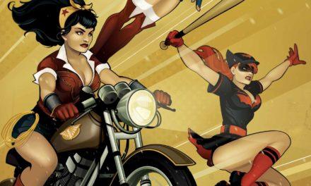 DC Comics Bombshells tendrá nueva serie de cómics próximamente