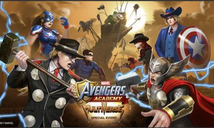 Maestro llega a Marvel Avengers Academy para el evento de junio