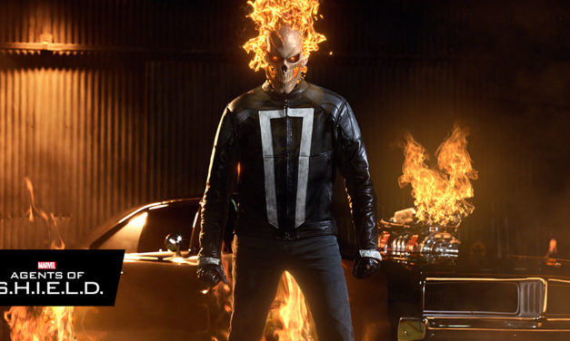 El final de temporada de Agents of S.H.I.E.L.D. verá regresar a Ghost Rider