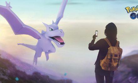 Es la semana de los tipo Roca en Pokémon GO