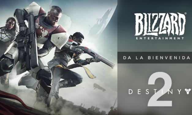 Destiny 2 llegará a PC a través de Blizzard