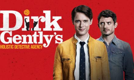 Nuevos actores se unen a la segunda temporada de Dirk Gently