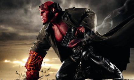 Habrá un reboot censura R de Hellboy