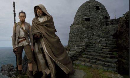 Los Últimos Jedi presenta nuevas fotos y detalles de la película en el 40 aniversario de Star Wars