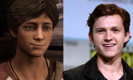 Tom Holland será el joven Nathan Drake en Uncharted