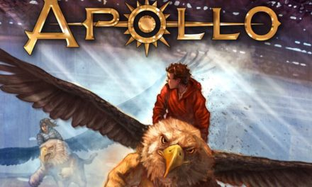 REVIEW: The Trials of Apollo: The Dark Prophecy