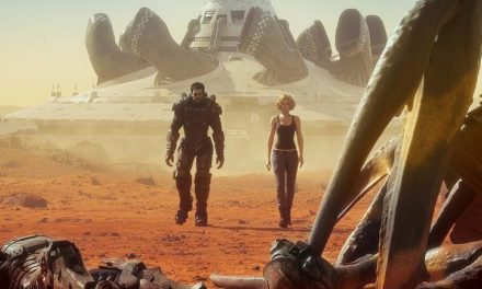 Starship Troopers: Traitors of Mars estrena trailer