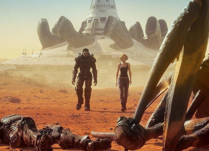 Starship Troopers: Traitors of Mars estrena trailer