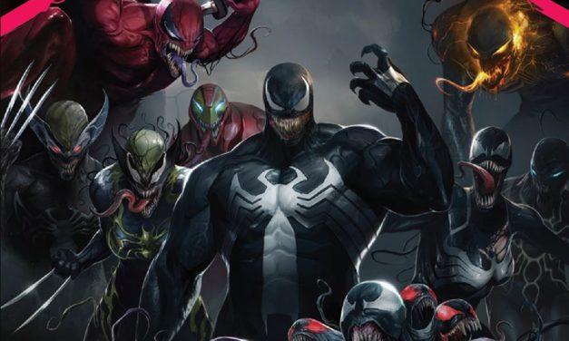 Venomverse: El evento de Marvel que trae de vuelta al simbiote
