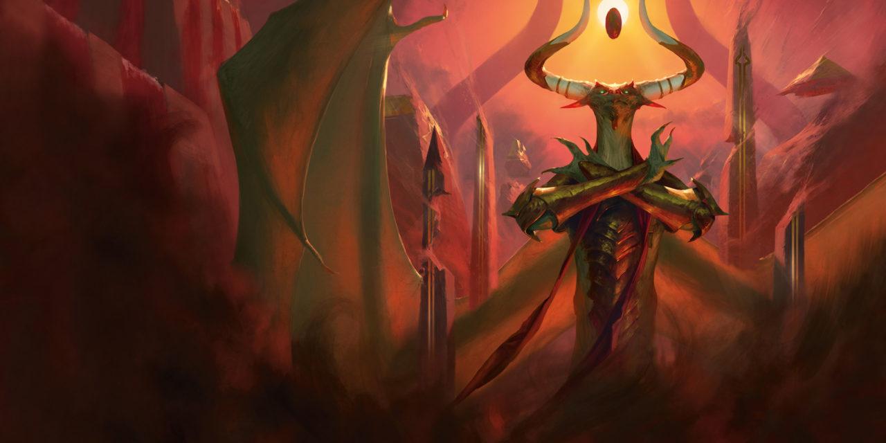 Regresemos al antiguo Egipto con esta nueva expansión de Magic: The Gathering