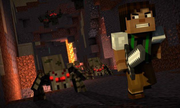 Julio será el mes para la segunda temporada de Minecraft: Modo Historia