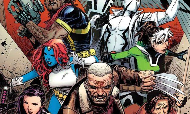 Astonishing X-Men saldrá en julio con un equipo deslumbrante