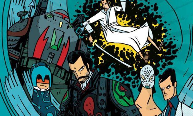 Samurai Jack viajará a nuevas dimensiones en nueva serie de cómics