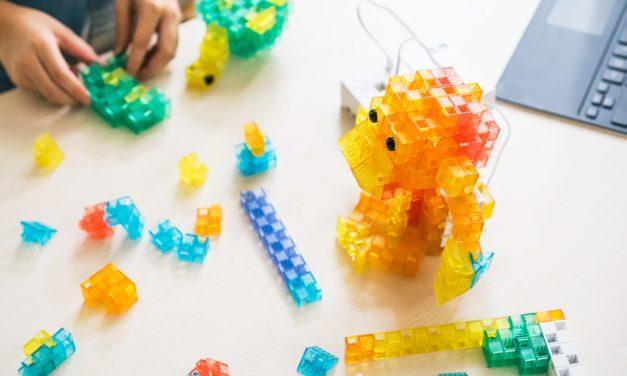 Sony Koov: para aprender a programar con mucha diversión y colores