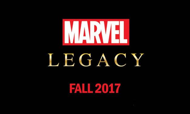 Marvel Legacy llegará en septiembre