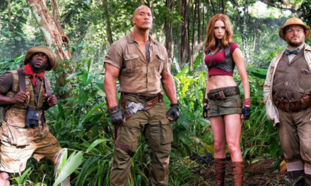 Jumanji: Welcome to the Jungle ya tiene su primer trailer oficial