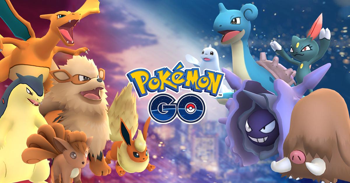 Pokémon GO tendrá un evento de fuego y hielo por el solsticio de verano