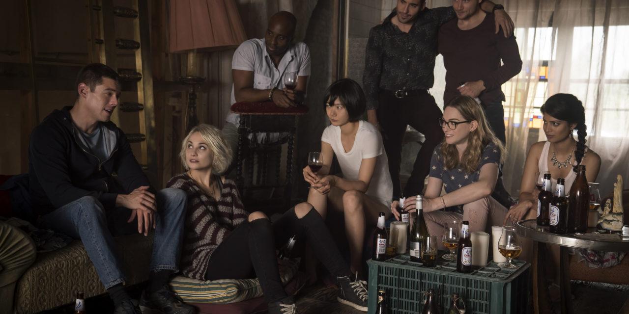 Sense8 ha sido cancelada luego de dos temporadas