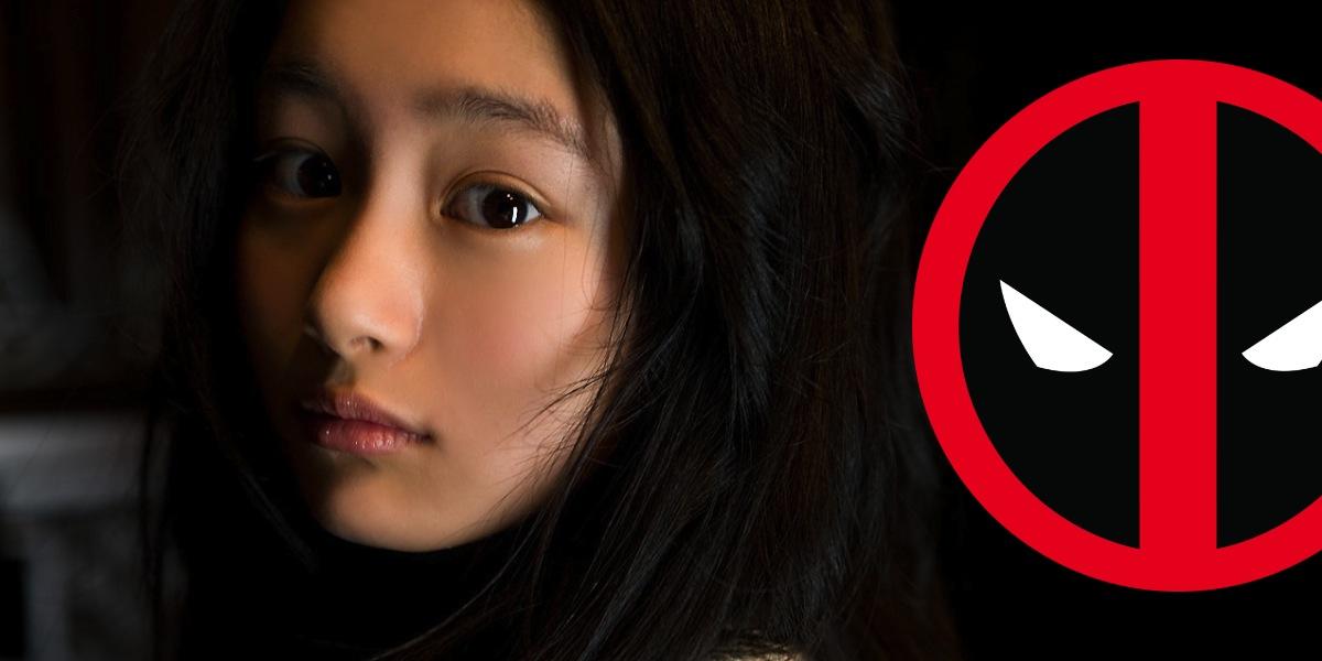 Shiori Kutsuna se une al elenco de Deadpool 2