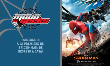 CONCURSO: Spider-Man: De Regreso a Casa – Instagram