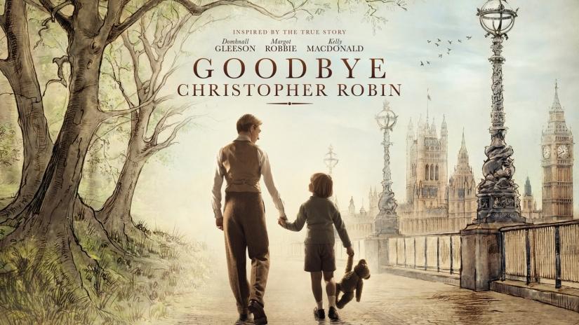 Te presentamos el trailer de Goodbye Christopher Robin