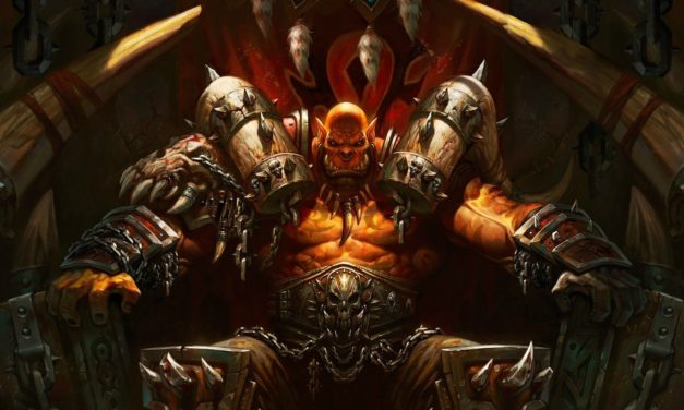 Garrosh Hellscream, Jefe de guerra de la Horda llega a Heroes of the Storm