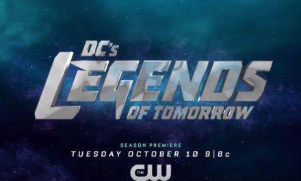 SDCC: El equipo de Legends of Tomorrow arregla sus errores en nuevo trailer