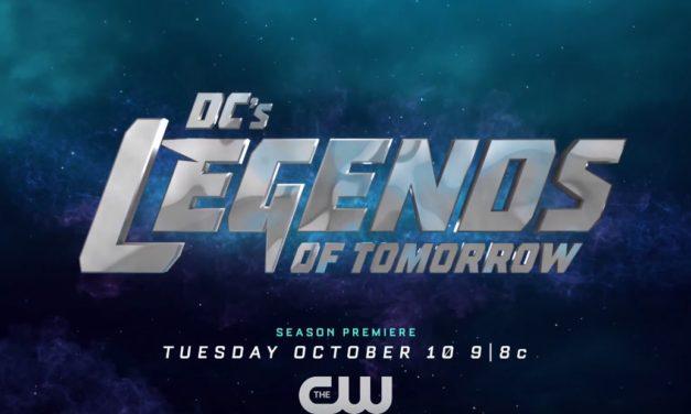 SDCC: El equipo de Legends of Tomorrow arregla sus errores en nuevo trailer