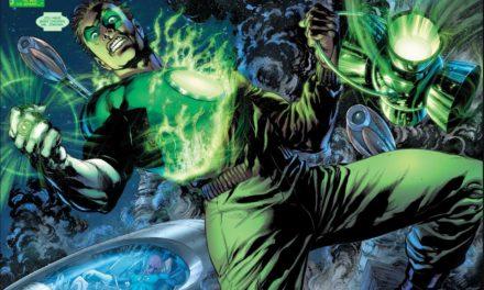 Hal Jordan tendrá nueva historia de origen en Green Lantern: Earth One