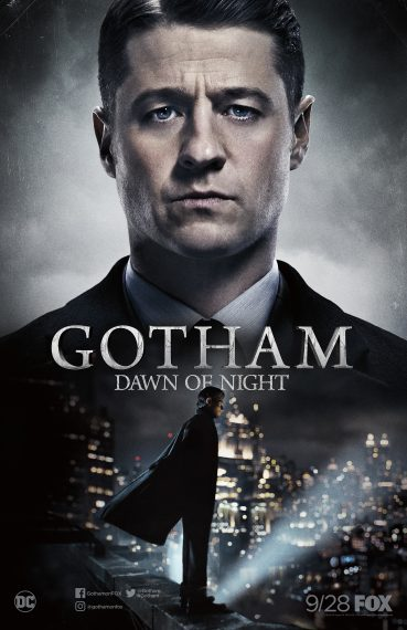 gotham dawn of night