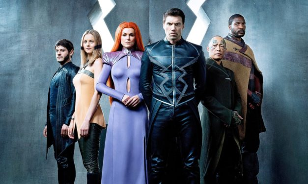 SDCC: Inhumans presentó un nuevo trailer y más información
