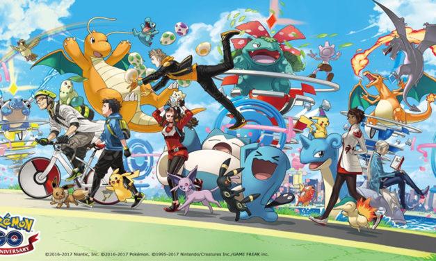 Pokémon Go celebra su primer aniversario con evento especial