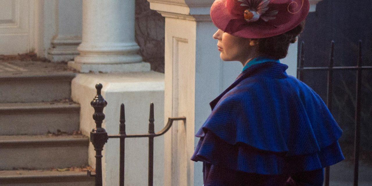 Mary Poppins, El Cascanueces, Aladdin y más sobre los próximos estrenos de Disney en el D23