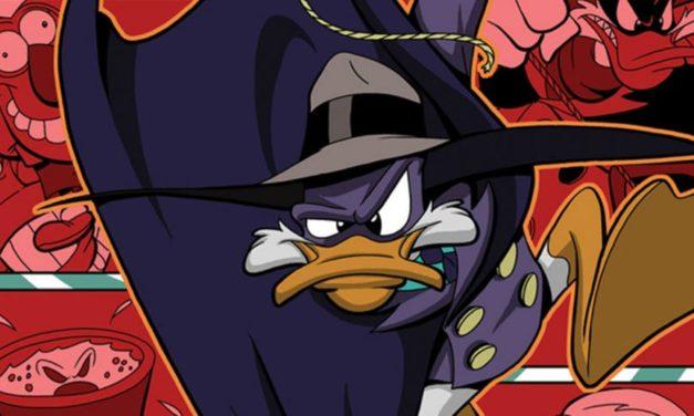 SDCC: Darkwing aparecerá en PatoAventuras