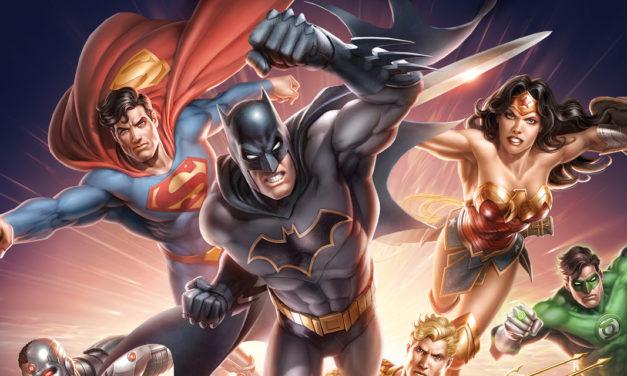 SDCC: DC Universe Original Movies lanza colección especial por décimo aniversario