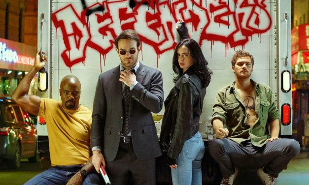 SDCC: Un nuevo trailer, sorpresas y más dentro del panel de The Defenders