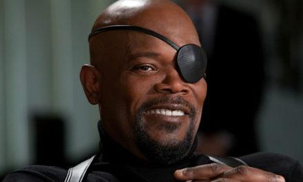 Nick Fury estará en Captain Marvel