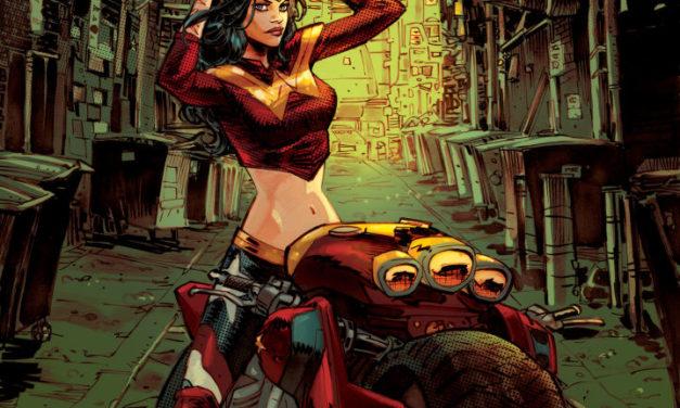 Las heroínas de Gotham City Garage darán el salto a los comics