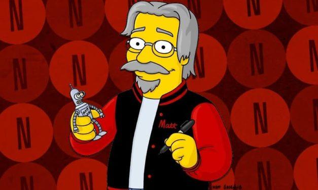 Matt Groening y Netflix se unen en Disenchantment