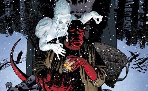 Mike Mignola regresa con tres comics sobre los villanos de Hellboy