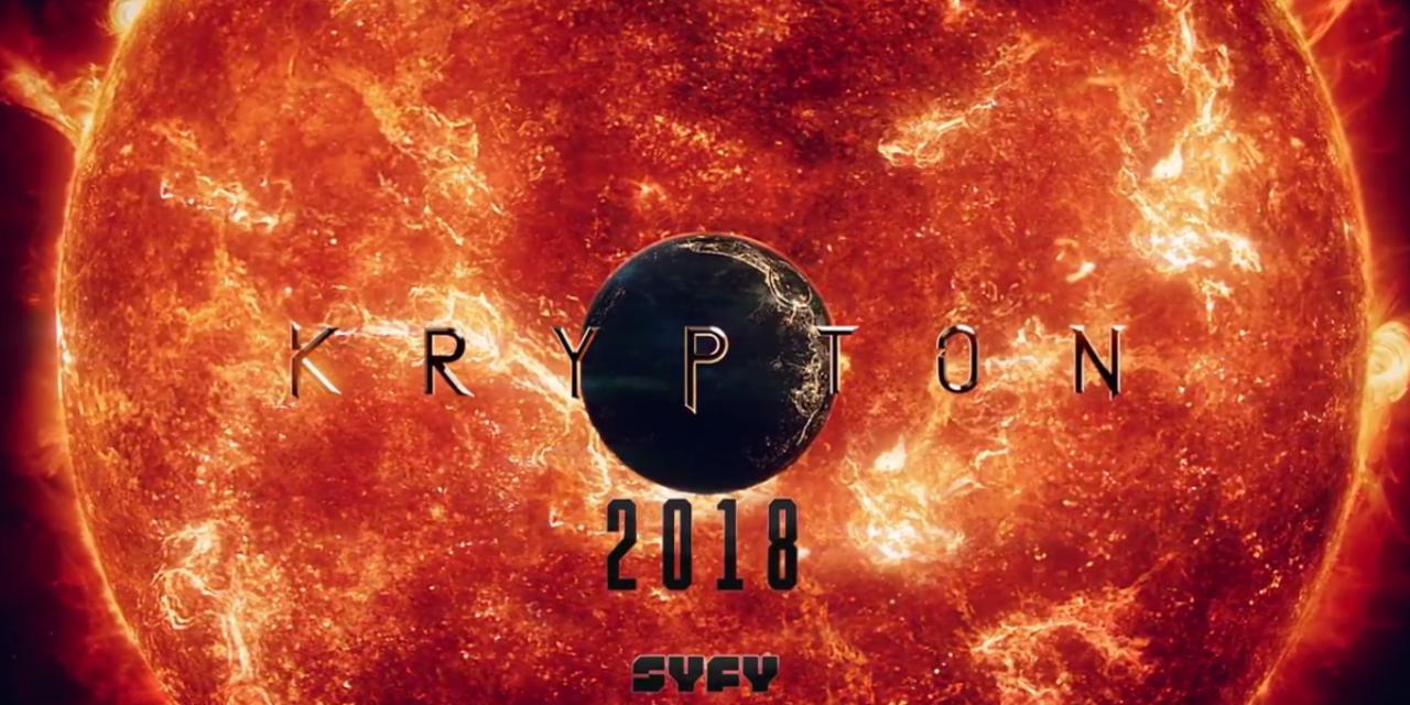 SDCC: Krypton reveló un teaser y más información sobre la serie