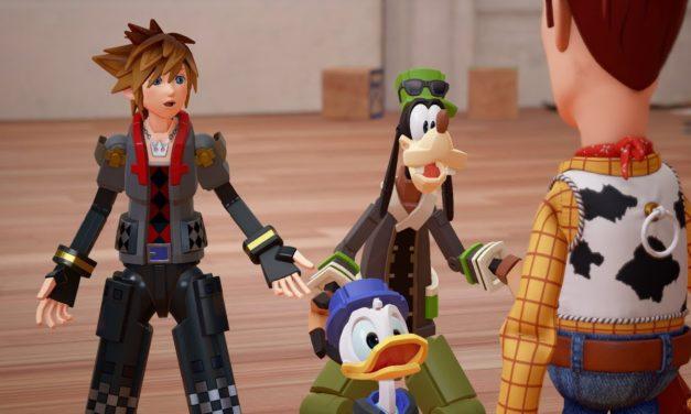 Kingdom Hearts III y más sobre los videojuegos de la casa Disney esta D23