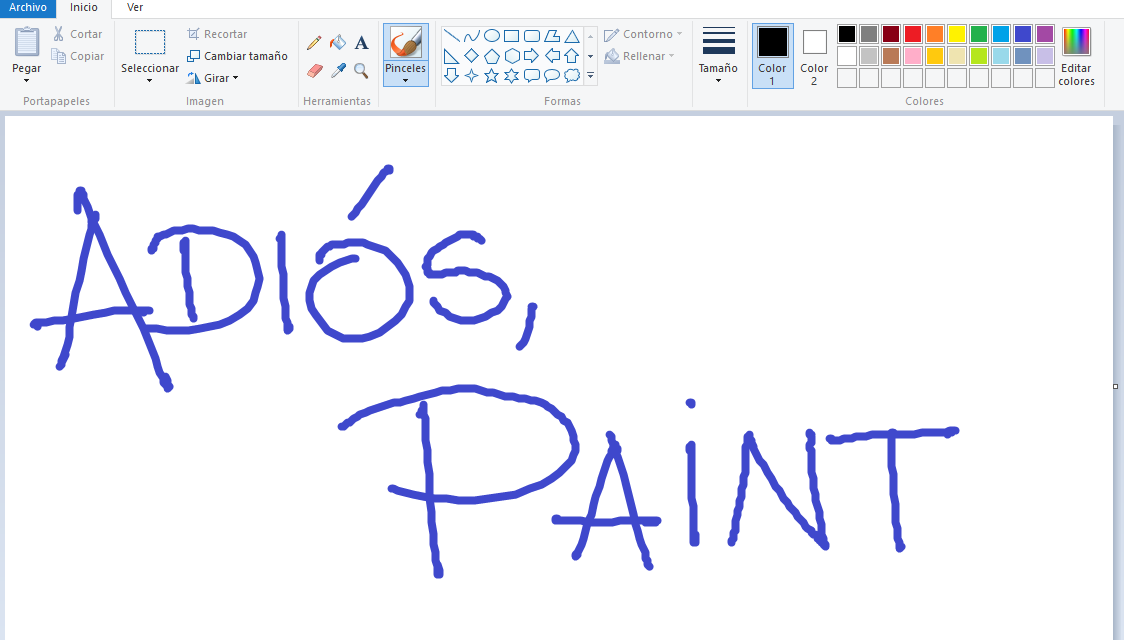Paint se vuelve 3D con Windows 10 Fall Creators Update