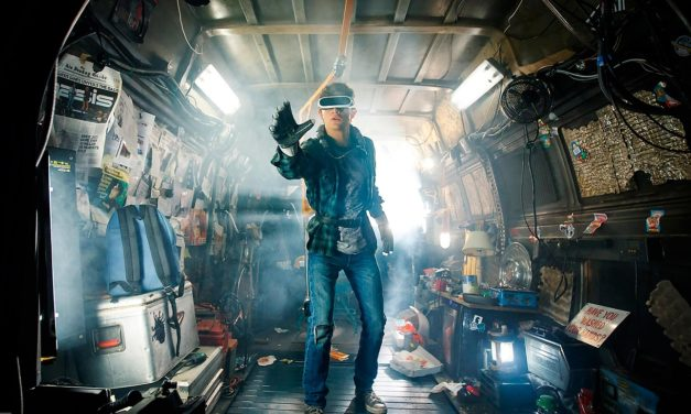 SDCC: Te presentamos el primer trailer de Ready Player One