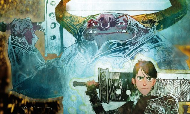Trollhunters, de Guillermo del Toro, será adaptado a un comic