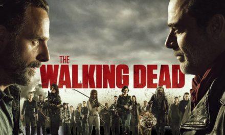 SDCC: Revelado el trailer de la octava temporada de The Walking Dead