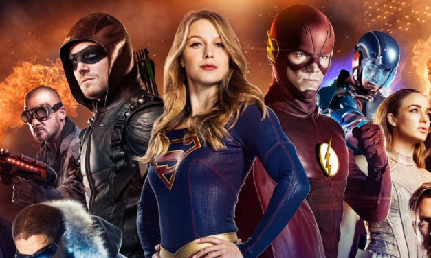 Confirmado el nuevo crossover entre Supergirl, Arrow, The Flash y Legends of Tomorrow