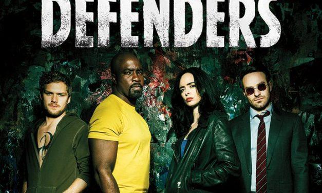 Titulares ModoGeeks: Defenders, Good Omens, Coco y más