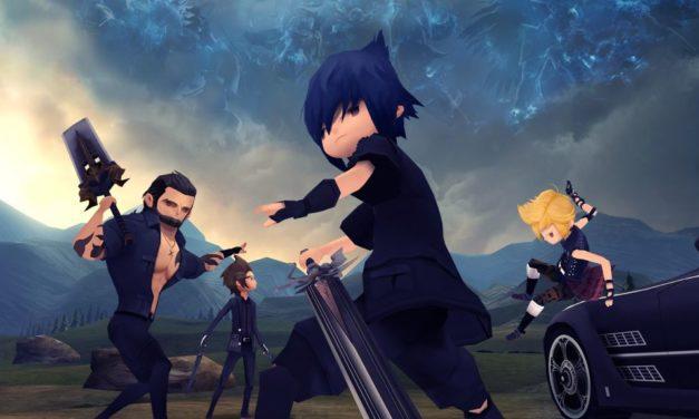Final Fantasy XV tendrá una versión para móbiles